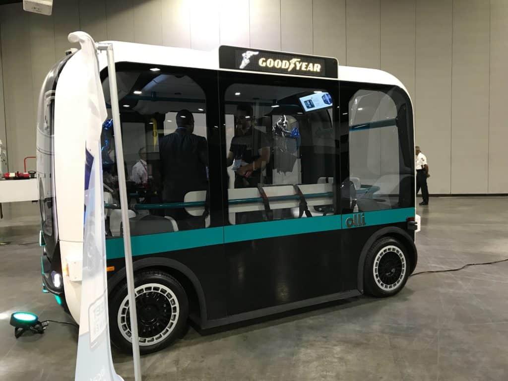 Smart Cities Car